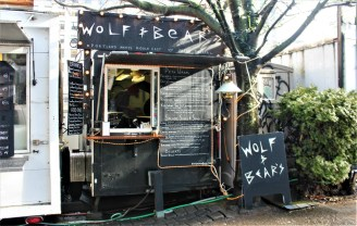 Portland City Guide - Wolf and Bears Falafel Stand