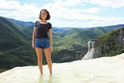 Hierve el Agua Oaxaca Mexico Charlie - Charlie on Travel