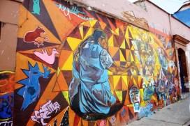 Oaxaca Mexico street art