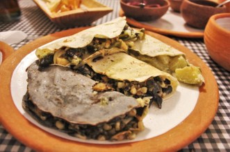 Oaxaca Mexico Vegetarian Food