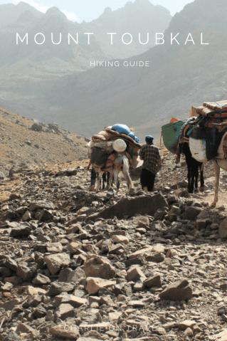 Climb Mount Toubkal Morocco Charlie on Travel 2