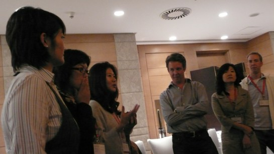 Charlie Pownall - Social Media Training, Beijing - 2008