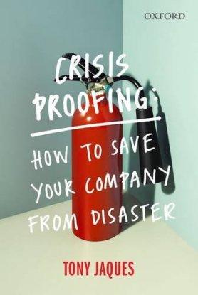Tony Jaques - Crisis Proofing