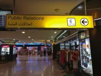 Egypt Air Public Relations