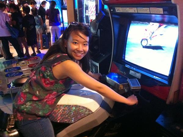 Hang-bike-game