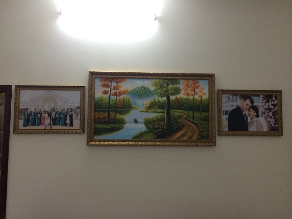 pictures on the wall 1