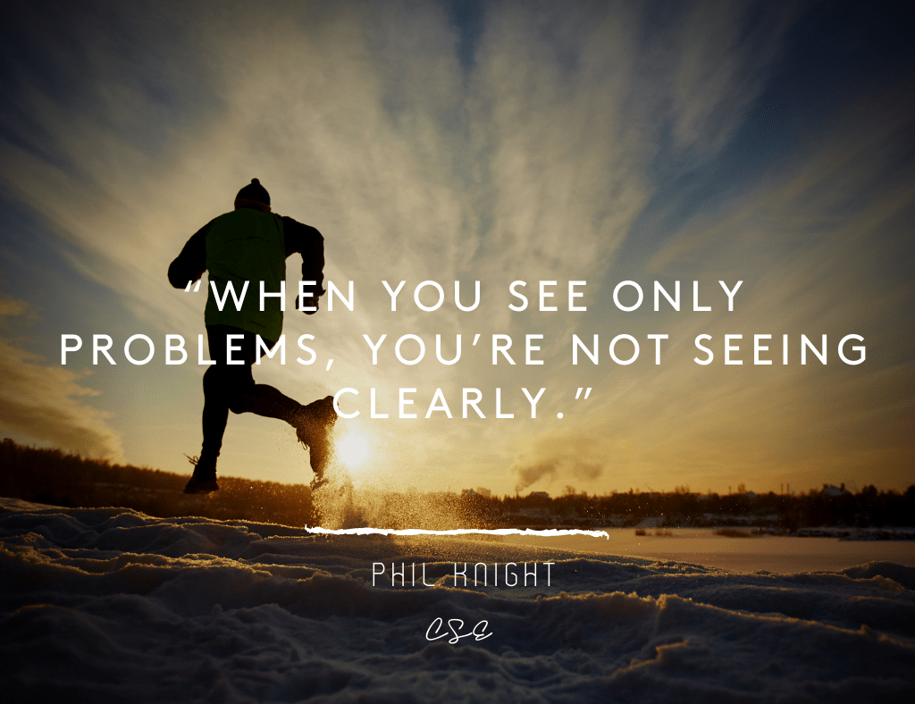 only problems - phil knight