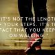 keep on walking