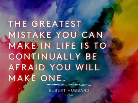 Alder Koten - Executive Search Consultant - Mexico - USA - The greatest mistake you can make - Motivation - Inspiration