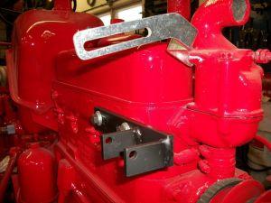 International 300 w/ Delco mounting brackets