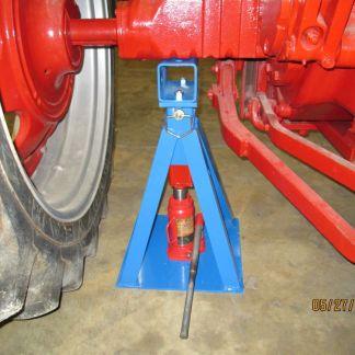 4-way under rear axle