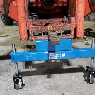 CASE 2090 rear stand