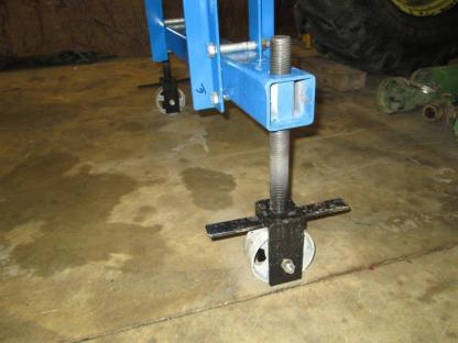 Super Duty Wheel assembly