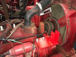 Farmall CUB Denso mounting brackets