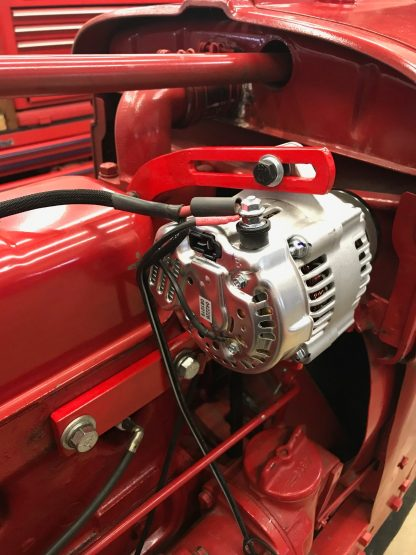 Farmall H w Denso conversion
