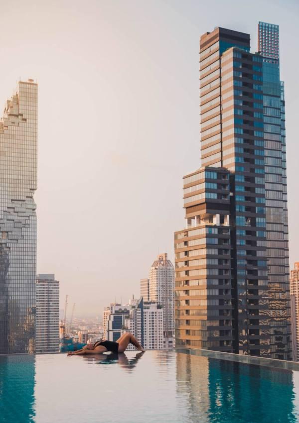 Where to stay in Bangkok: Amara Hotel
