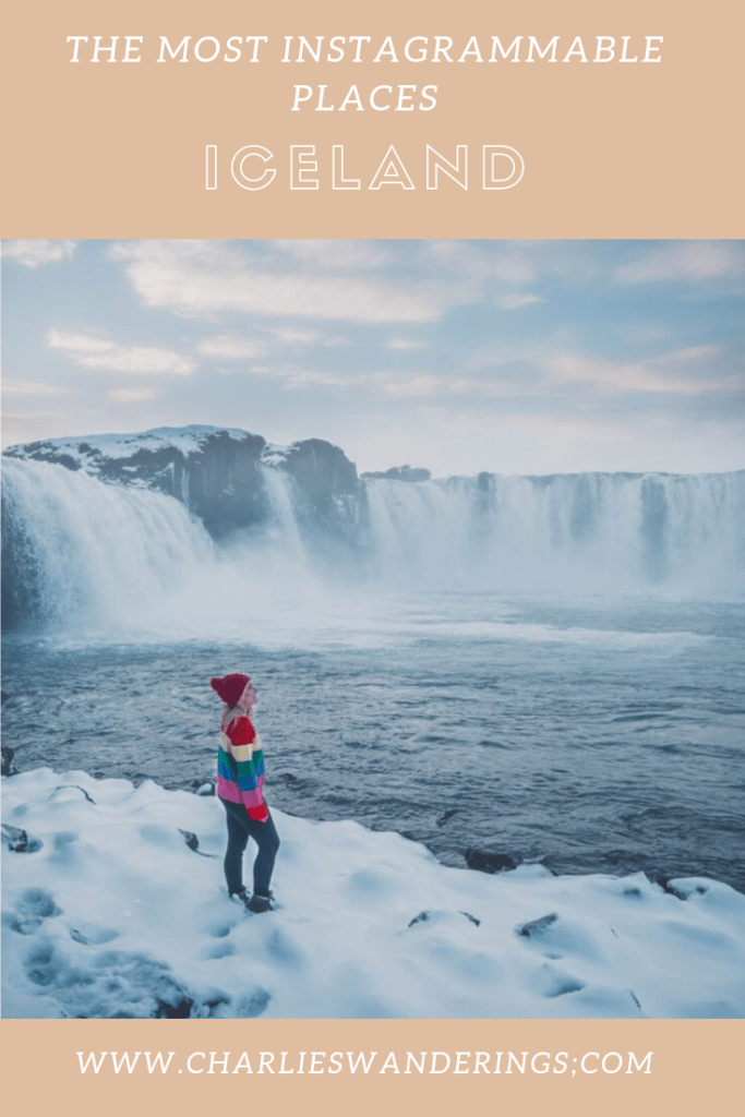 The most Instagrammable places in Iceland