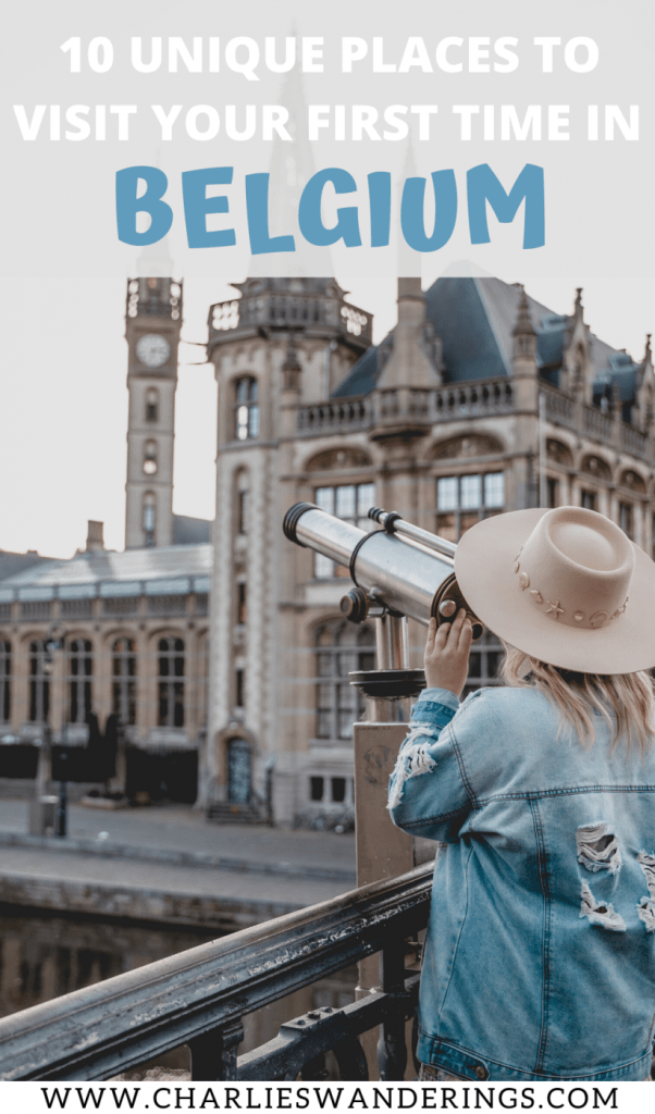 The Best Places to Visit in Belgium