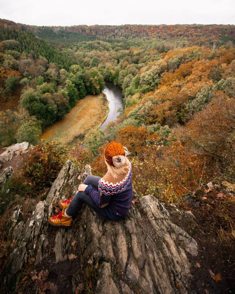 8 Incredible Places To Visit in Wallonia Rocher du Hat