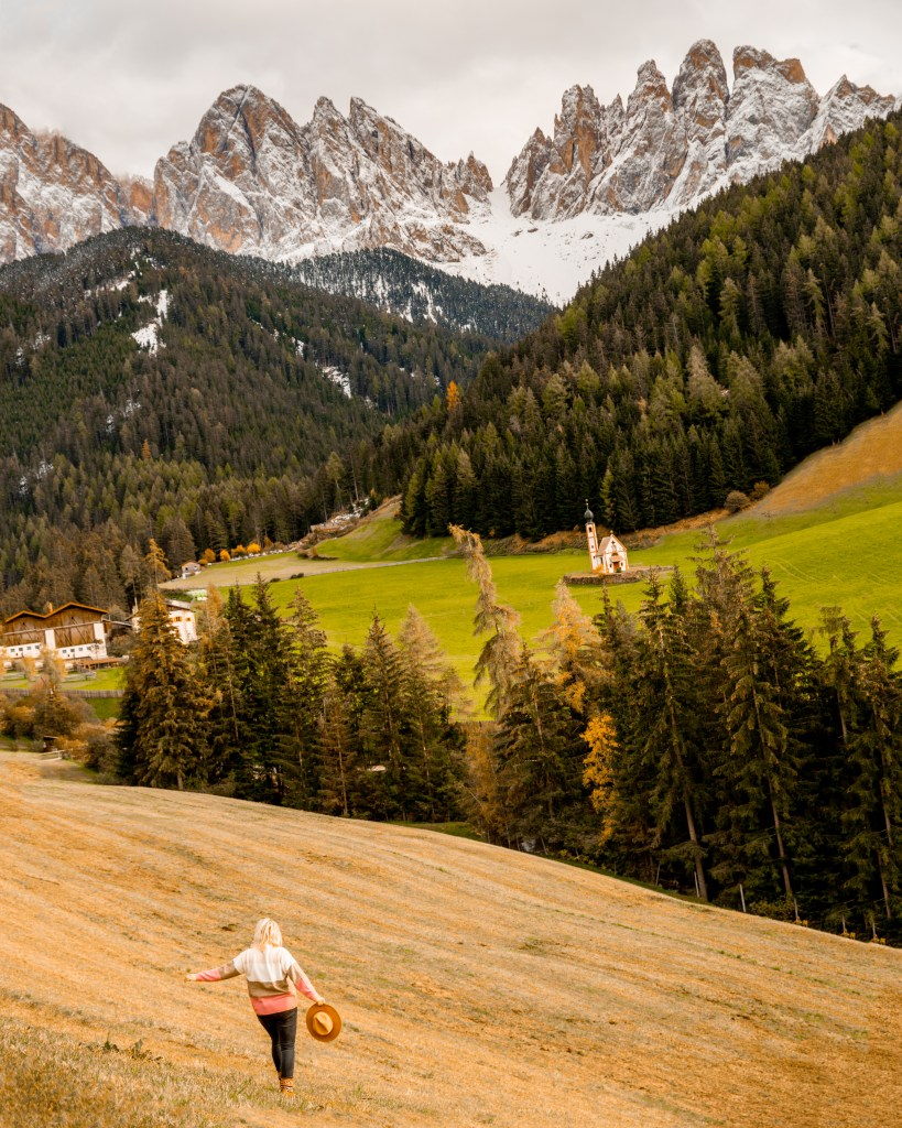 18 Most Beautiful Places to Visit in The Dolomites