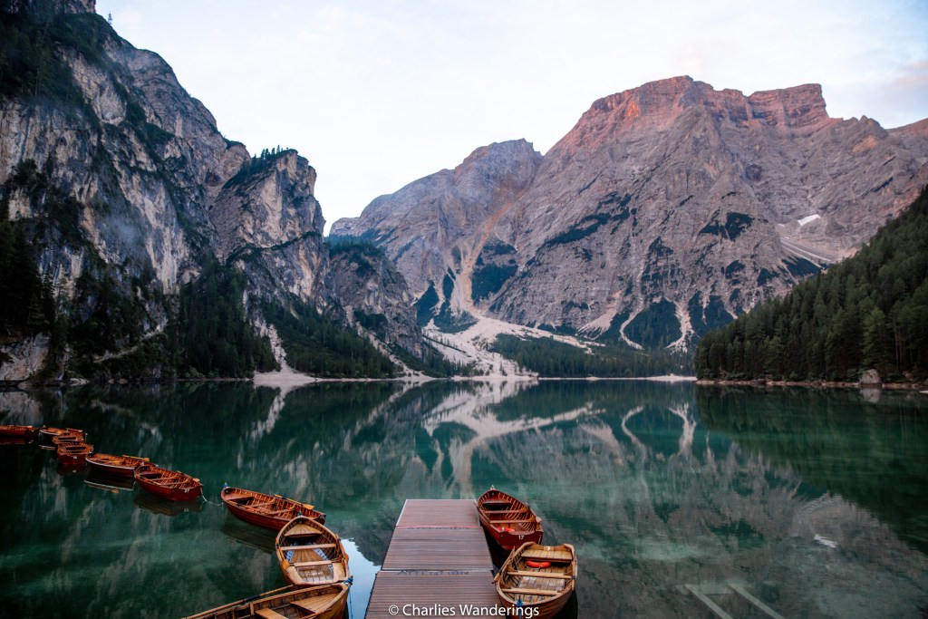 The 10 Most Beautiful Lakes In The Dolomites