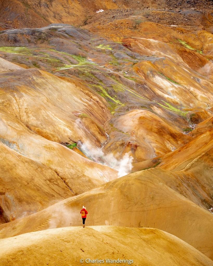 How To Visit Kerlingarfjöll And The Hveradalir Geothermal Area In One Day
