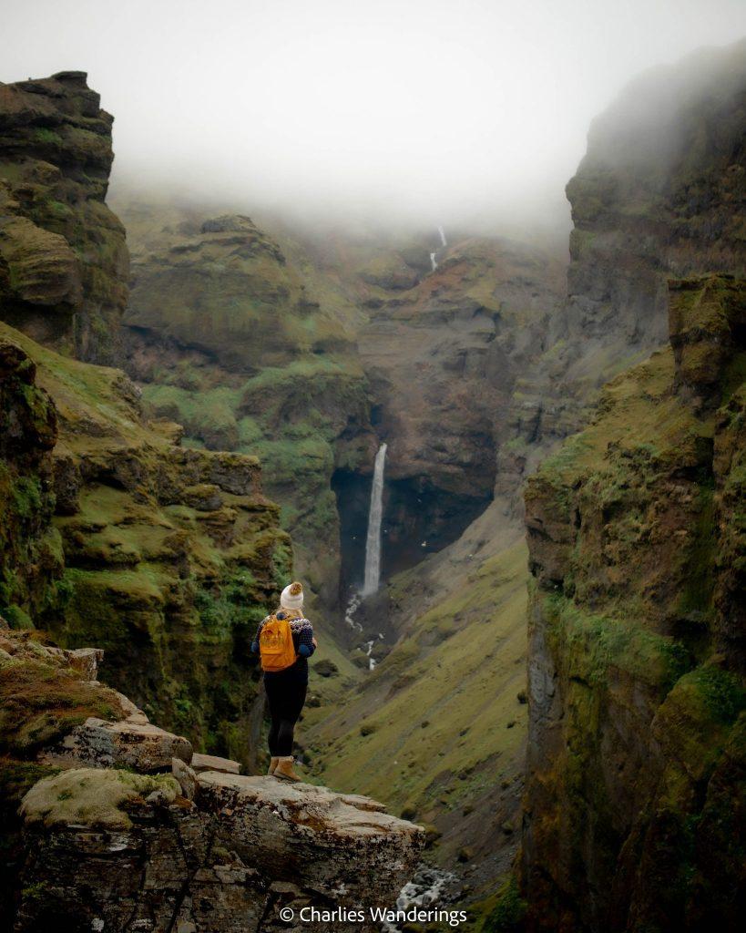 Hiking to Múlagljúfur Canyon - A Hidden Gem in Southern Iceland