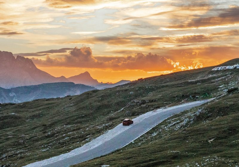 Tips For Driving And Renting A Car In The Dolomites