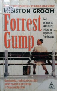 "Winston Groom ""Forrest Gump"""