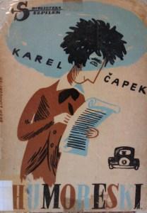 """Karel Capek """"Humoreski"""""""