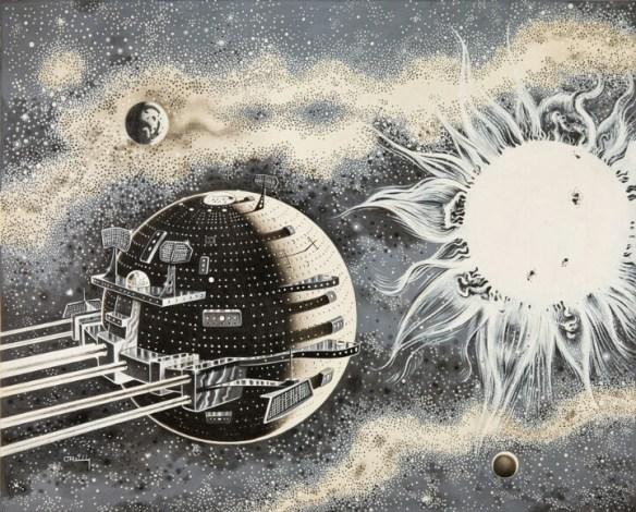 Takie tam kosmosy z Pinteresta.