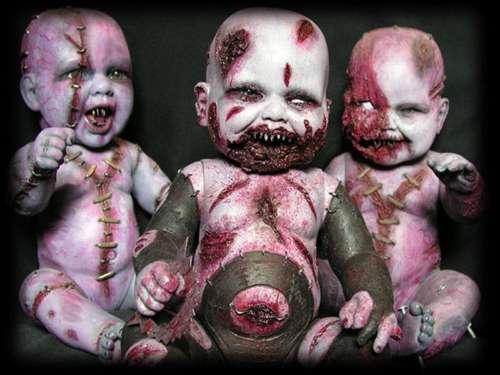 Ten obrazek choć trochę pokazuje z czym mamy do czynienia w antologii. Źródło: http://ar74.deviantart.com/art/Horror-166510059