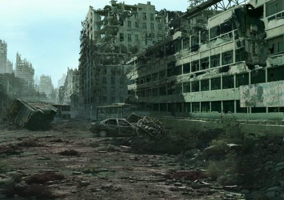 Takie tam ruinki. Źródło: http://digital-art-gallery.com/picture/gallery/post_apocalyptic/5/RATING/DESC/16
