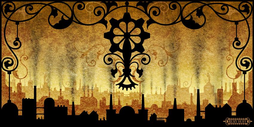 Taka tam graficzka o rewolucji przemysłowej. Źródło: http://www.deviantart.com/art/Industrial-Revolution-68505733