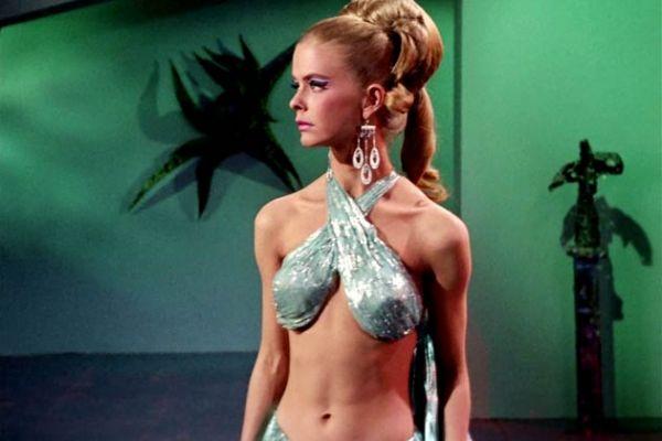 Naprawdę bardzo dobrze się ogląda starego Star Treka.