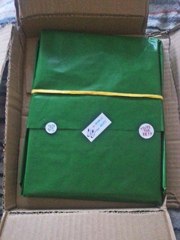 Chciałbym umieć tak pakować podarki :)
