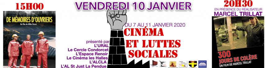 Festival «Cinéma & luttes sociales»