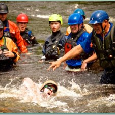 Cheat River Swftwater Rescue Clinic 9