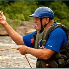 Cheat River Swftwater Rescue Clinic 7