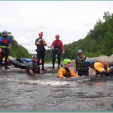 Cheat River Swftwater Rescue Clinic 3