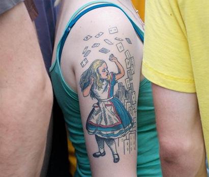 Tatuagens Disney (6/6)