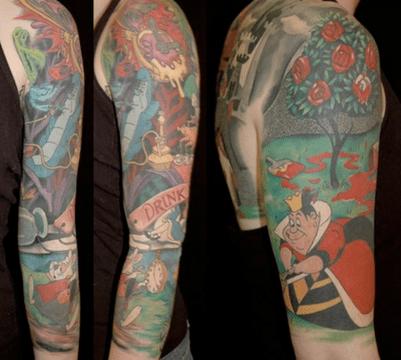 Tatuagens Disney (2/6)
