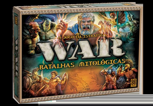 War – Batalhas Mitológicas - Review