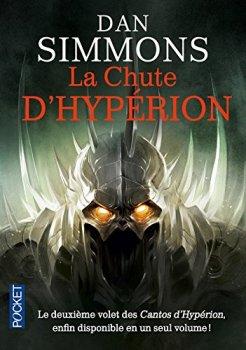 la chute d'hypérion - Dan Simmons