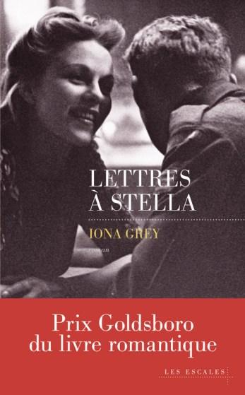 lettres a stella - iona Grey