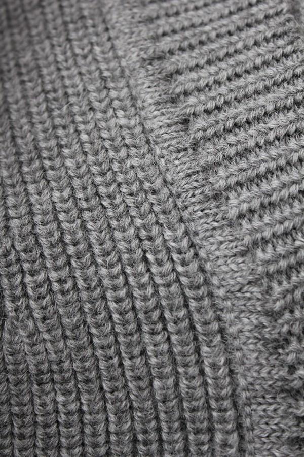 Charl Knitwear Codling chunky ribbed cardigan