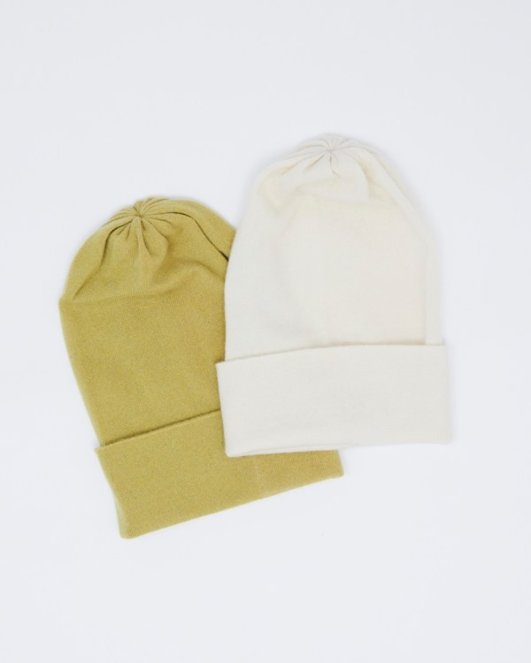 cashmere knitted beanie hats