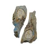 Soul Mates, Stoneware Clay, 2006