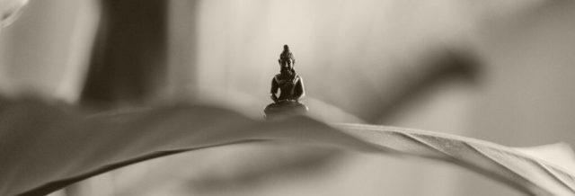 Buddha symbol på Kærlig selvforståelse