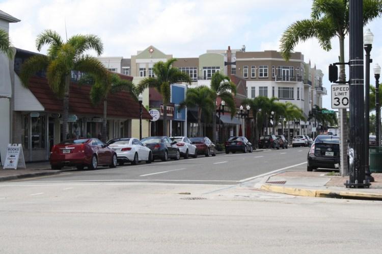 Downtown Punta Gorda